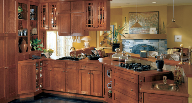 Awesome ... BarrWood Cabinets 05 ...