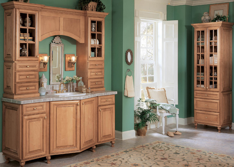 Wellborn Bath Cabinet Gallery