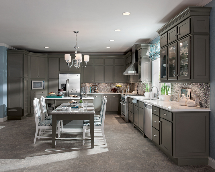 - KraftMaid Kitchen Cabinet Gallery Kitchen Cabinets Atlanta, GA